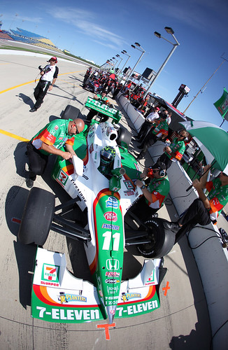 Kanaan in the Pits