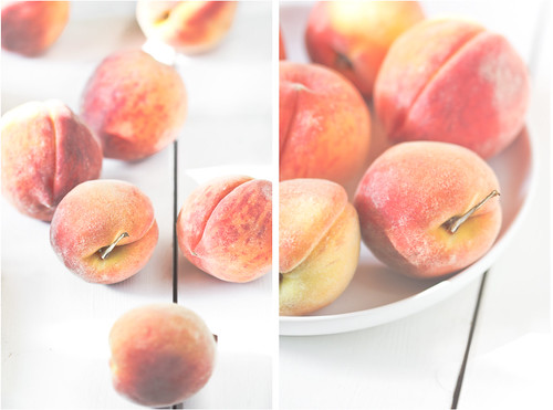 [172/365] fresh, local peaches.