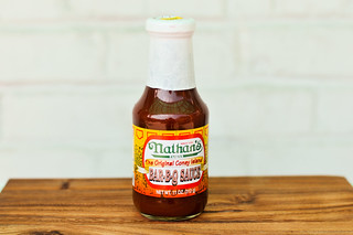Sauced: Nathan's Bar-B-Q Sauce