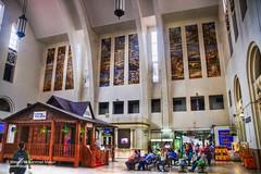 The interior architecture (masact) Tags: station railway ktm hdr 3xp tanjongpagar photomatix