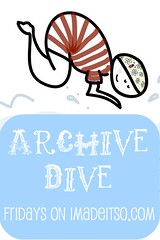 friday archive dive logo