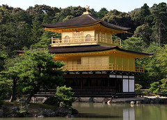 Kinkaku-ji (Golden Pavilion) | Kyoto Prefecture | Japan (Christian Junker | PHOTOGRAPHY) Tags: heritage japan canon temple eos kyoto asia ngc buddhism unesco worldheritagesite zen 7d imagination nippon  et kinkakuji goldenpavilion rokuonji deergardentemple  kyotoprefecture 18135mm touraroundtheworld phantasmata absolutelyperrrfect