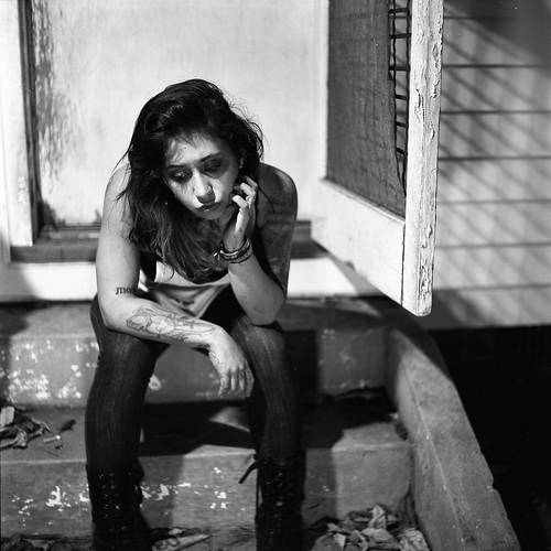 Rebecca Gatta | 2010-11-27 Olympus XA 35mm f/2.8 lens