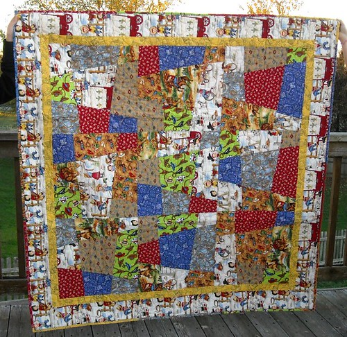 cowboy charity quilt