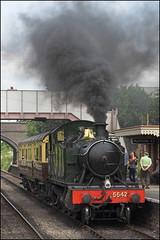 having a 'blow up' (Capt' Gorgeous) Tags: geotagged railway loco trains steam engines warwickshire gwr gloucetser geo:lat=5198895 geo:lon=1928524 bensalter