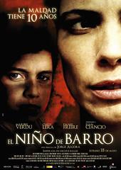 Poster El niño de barro Maribel Verdú