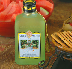 Limoncello from Sorrento, Italy