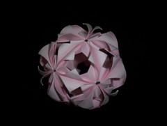 Arabesque (Lasdary) Tags: art paper origami decorative decoration modular diagram papel paperfolding papiroflexia sham papercraft arabesque kusudama lasdary