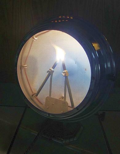 Kinsford Aurora Carbon Arc Tanning Lamp