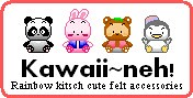 Kawaii~neh! Blog