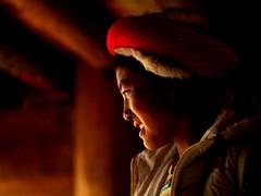 Tibetan woman, Yunnan, China (Eric Lafforgue) Tags: china asia chinese tibet shangrila hasselblad tibetan asie  yunnan kina chin cina chine xina   peoplesrepublicofchina  zhongguo tiongkok  chiny  kna in h3d lafforgue  ericlafforgue   trungquc na   kitajska tsina  wwwericlafforguecom