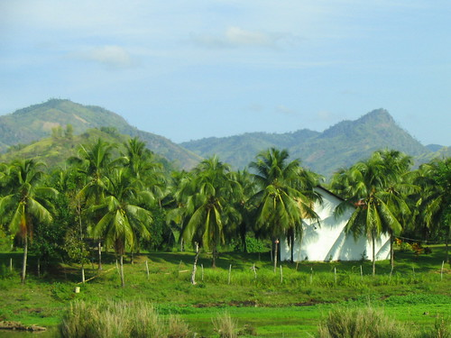 Countryside near Zamboanga