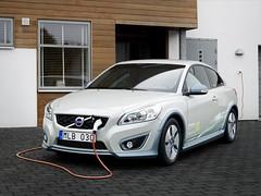 Volvo. Электромобиль C30