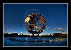 The Unisphere  [173/365] - by Lab2112