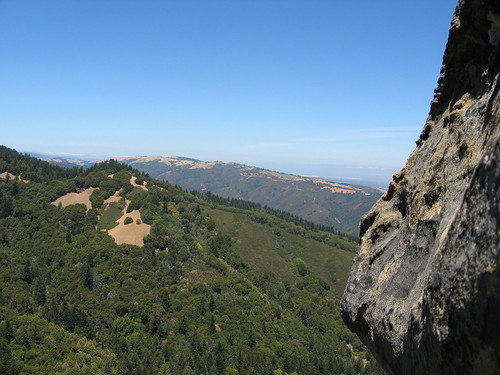 View from Summit Rock