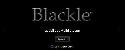 Blackle el Google morenito