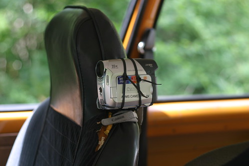 Custom VW Camcorder Mount
