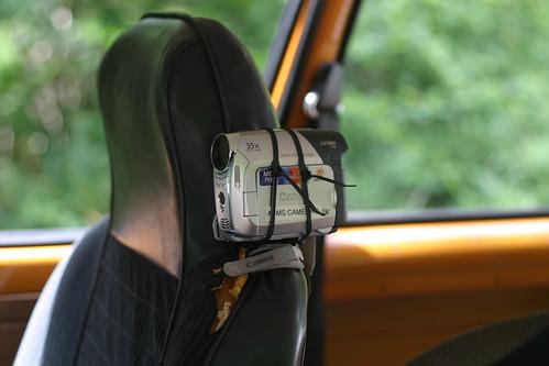Custom VW Camcorder Mount