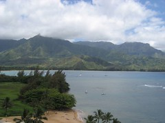 The gorgeous view from the Princeville Hotel. (07/11/07) (jamesandtim) Tags: hawaii kauai princeville