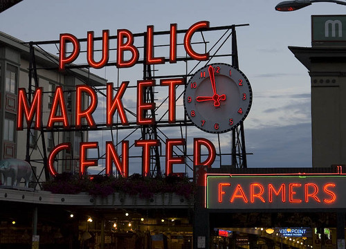 Obligatory Pike's Market Shot