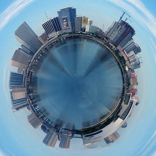 Miami globe