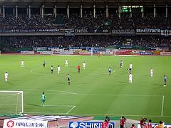 フロンターレ対ガンバ(20070825)