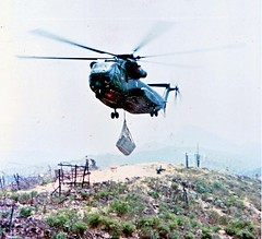 delta co hill 119 (eks4003) Tags: chopper vietnam 1970 helicopters division jollygreengiant ch53 1stmarine hill119