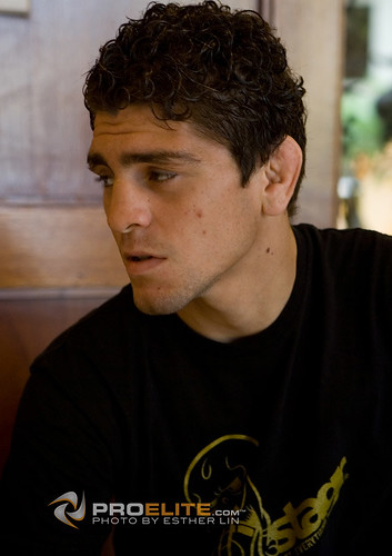 Nick Diaz: title threat at both welterweight and middleweight?