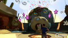 LittleBigPlanet Playground in Home for PS3