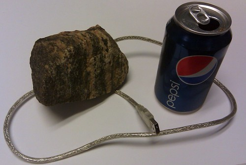 Might USB Pet Rock