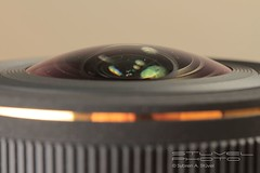 Sigma 4.5mm f/2.8 fisheye