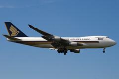 9V-SFP - 32902 - Singapore Airlines Cargo - Boeing 747-412F SCD - 100617 - Heathrow - Steven Gray - IMG_5499