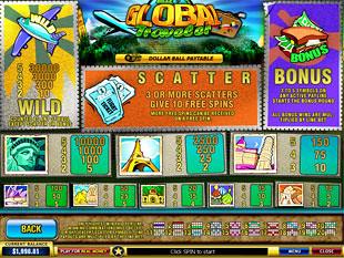 free Global Traveler slot mini symbol