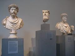 Roman Emperors (cwinterich) Tags: themetropolitanmuseumofart greekandromangalleries