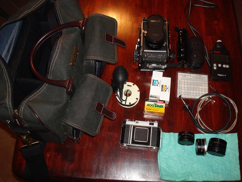 Camera Bag — Dumped