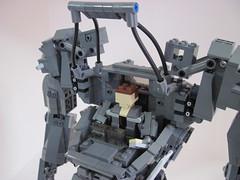 Amp Suit (Benny Brickster) Tags: jake lego avatar amp suit sully quaritch ampsuit