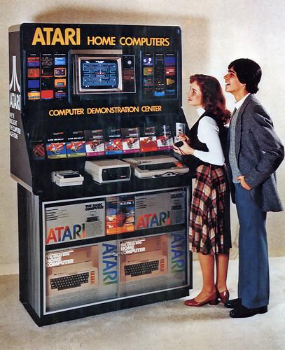 [フリー画像] 物・モノ, 家電機器, ゲーム機, アタリ, 201011301300