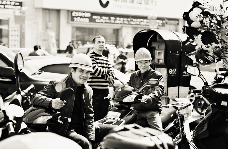 Motorcycle Cabbies BLOG