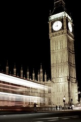 Big Ben and the Bus (B