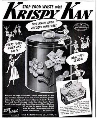 Krispy Kan Life May 22 1950