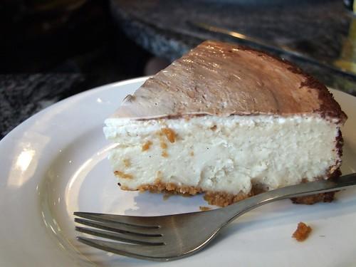 Mela - vegan cheesecake