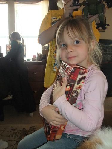 Amber - Christmas 2010