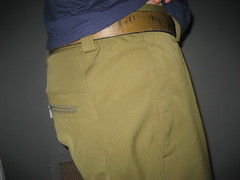 Nau's Industrial Shorts (Right Side)