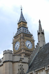 Big Ben (Sh0rty) Tags: city london tower clock westminster architecture housesofparliament bigben