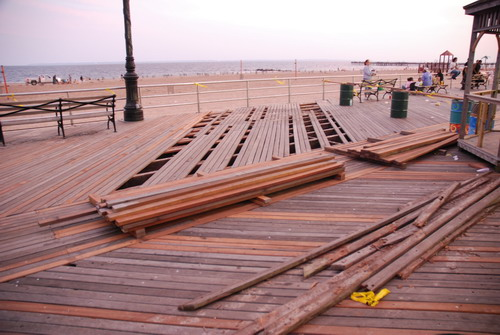 Boardwalk Repairs