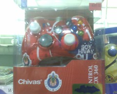 Xbox controller - Chivas