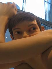 Boy (Sakena) Tags: boy ronmueck canonixus50