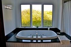 Jacuzzi Tub in the Master Bath