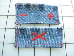 pocket flaps
