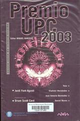 Premios UPC 2003